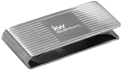 Keller Williams Money Clip