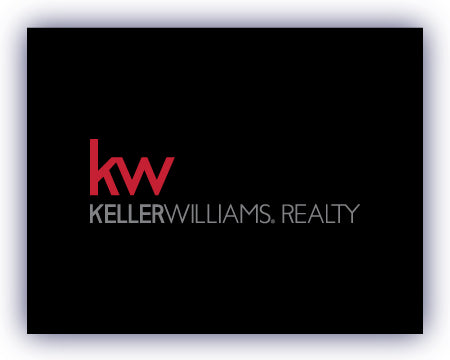 Black KW Realty Notecard (50)