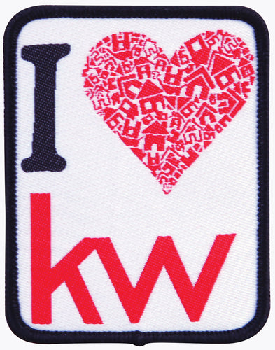 I Heart KW Patch