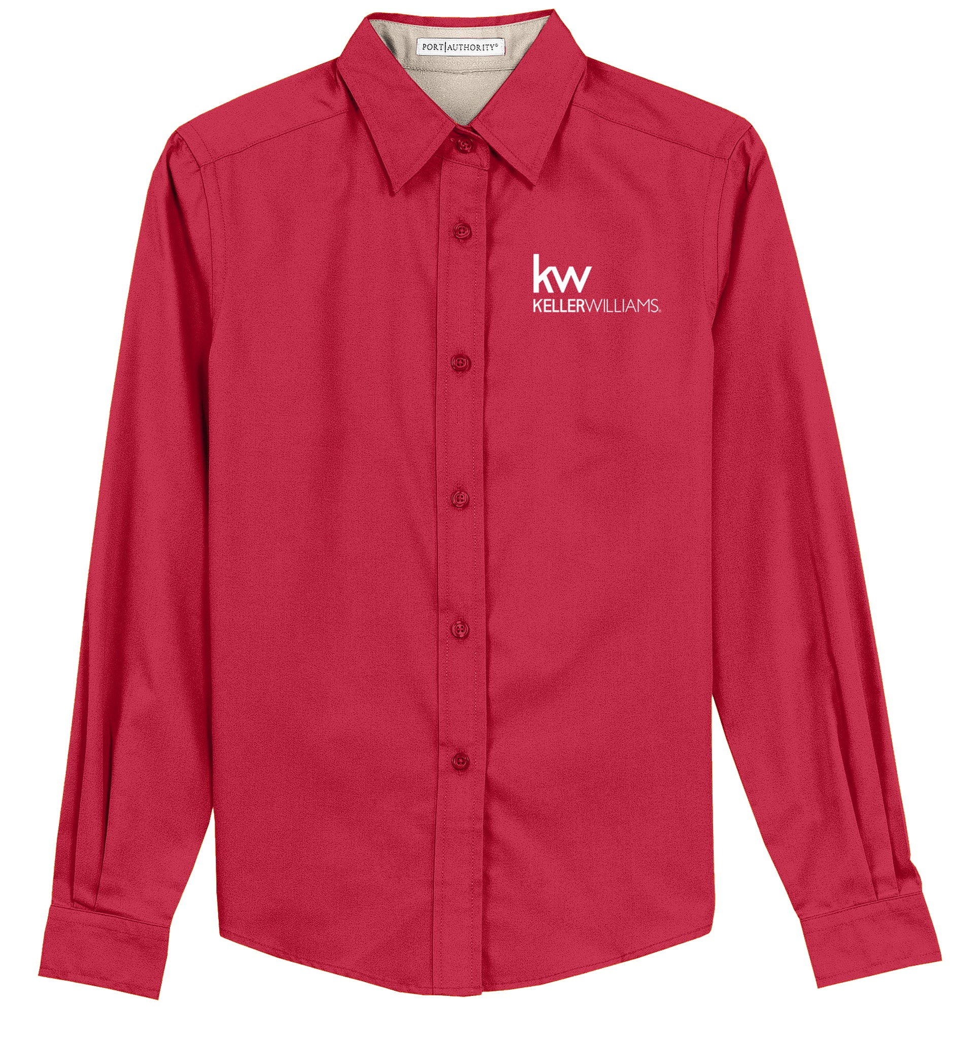 Women's KW Long Sleeve Button Downs