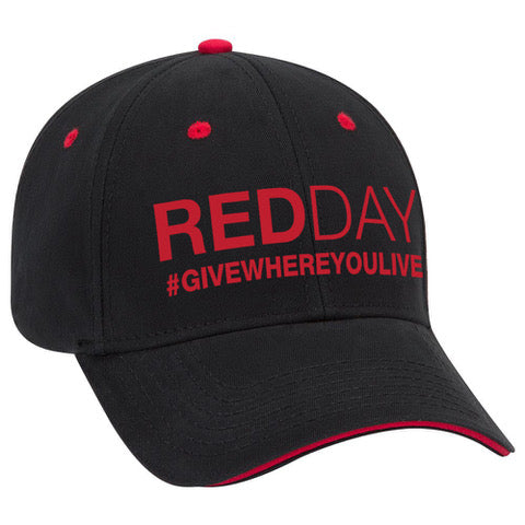 KW Red Day Cap