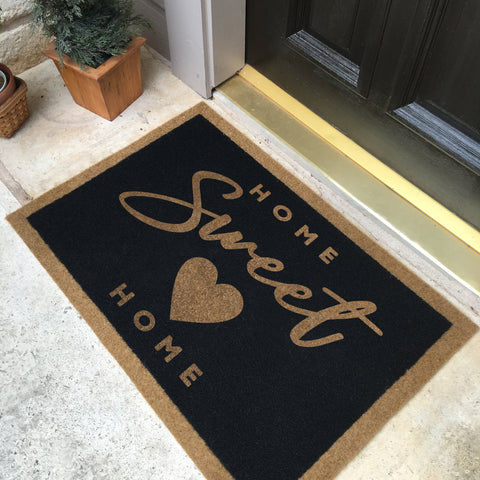 Infinity Custom Mat - Home Sweet Home