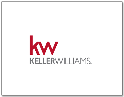 White Keller Williams Notecards (50)