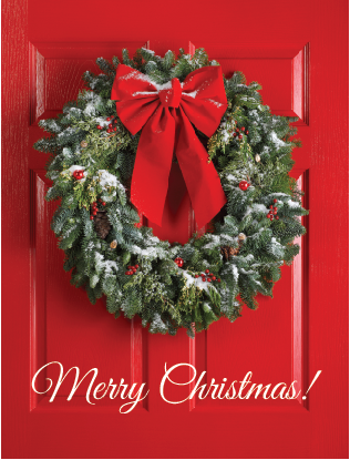 Merry Christmas! KW Greeting Card