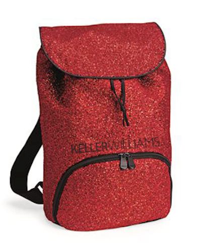 KW Glitter Backpack