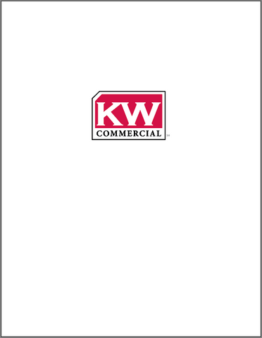 Keller Williams Commercial Presentation Folders