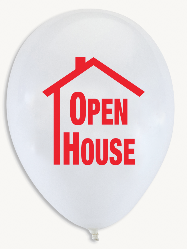 Keller Williams Balloons - Open House