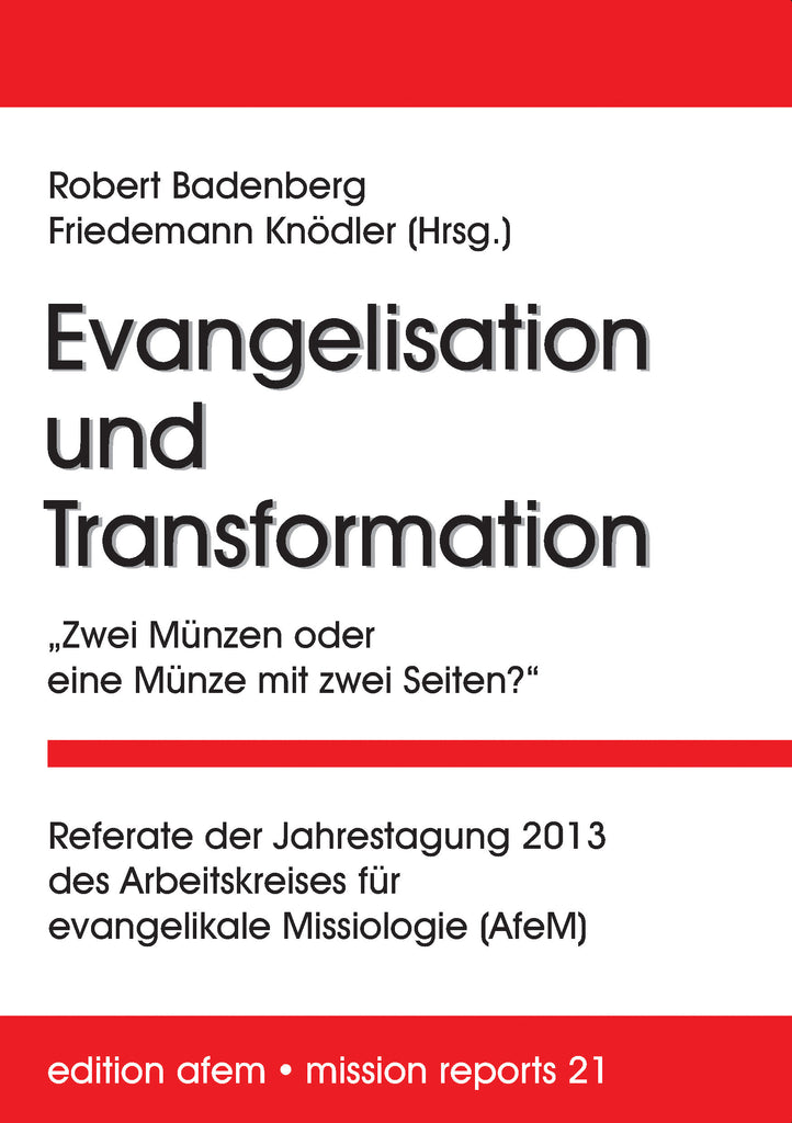 Evangelisation und Transformation