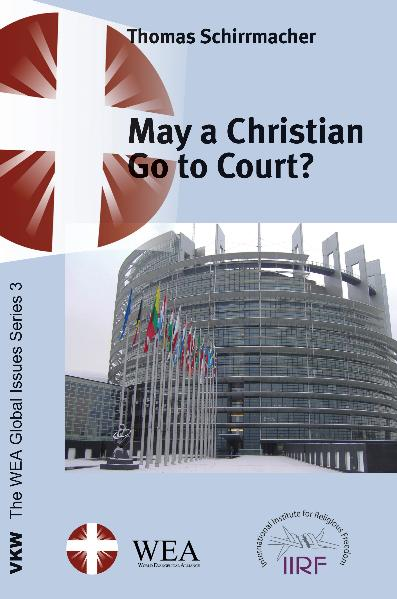 May a Christian Go to Court