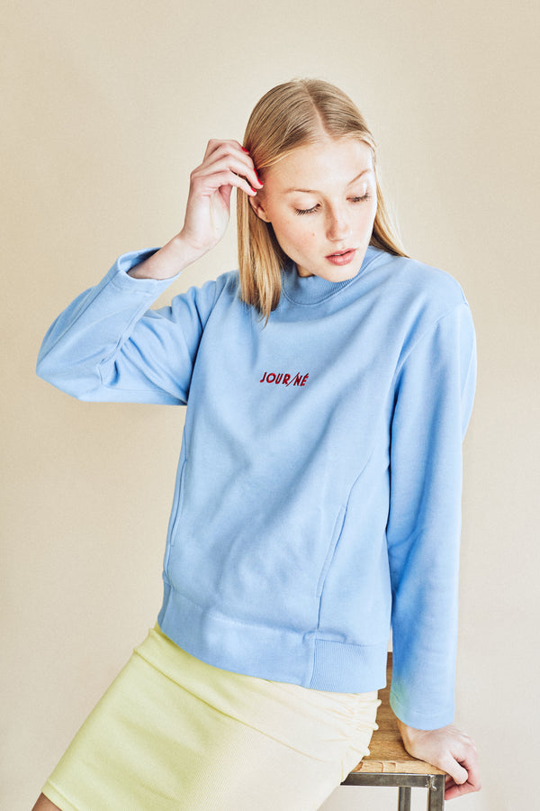 Sweat baby blue JOUR/NÉ