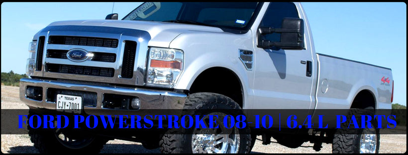 Discounted Ford Powerstroke 6.4L 08-10 Performance Parts For Sale.