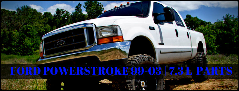 Ford Powerstroke - 7.3 99-03 Performance Parts