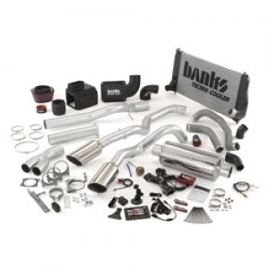 Banks Power Single Exhaust Big Hoss Bundle 47719