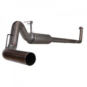AFE Large Bore HD Exhaust System 49-12001 (Turbo-Back