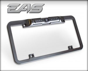 BACK-UP CAMERA LICENSE PLATE MOUNT FOR CTS - 98202