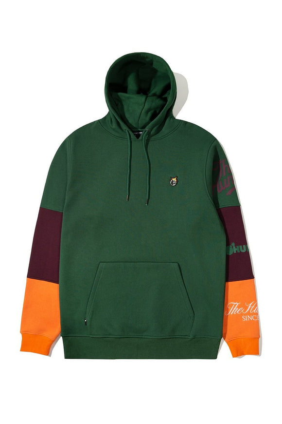 Hallow Pullover Hoodie - Hunter Green