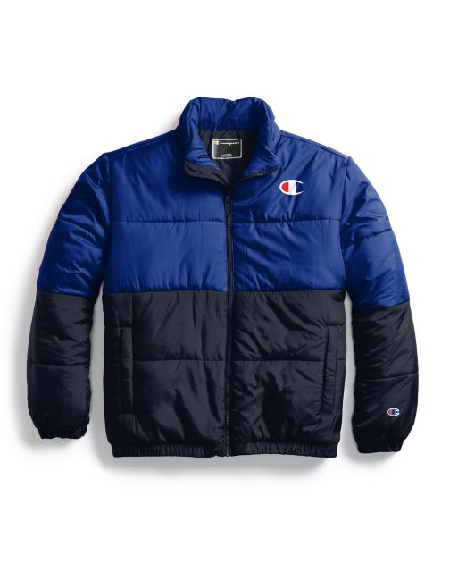 Champion Men's Stadium Puffer Jacket