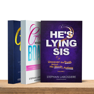 3 Books Bundle!