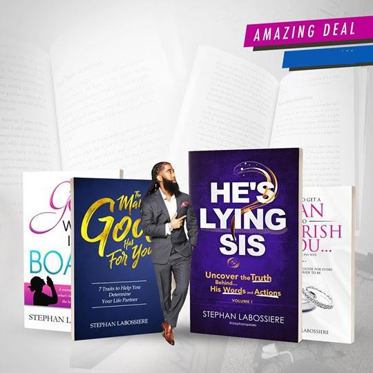Glow Up Relationship E-Book Bundle