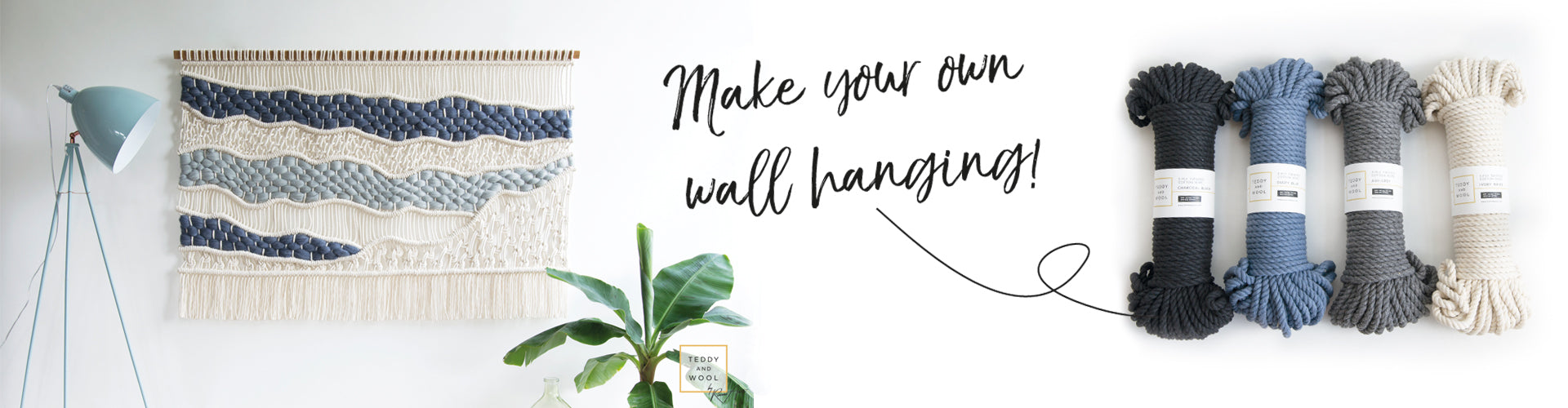 Make your own wall hanging!