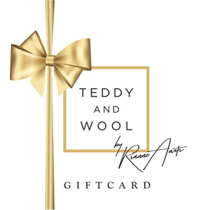 Teddy and Wool Gift Card