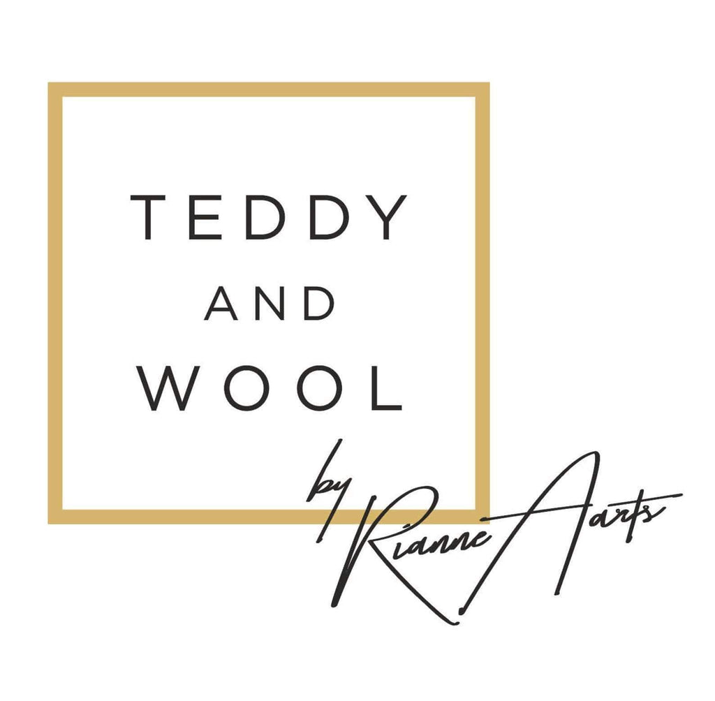Teddy and Wool Custom Order - Kirsten / Jim Monotanaga Interiors