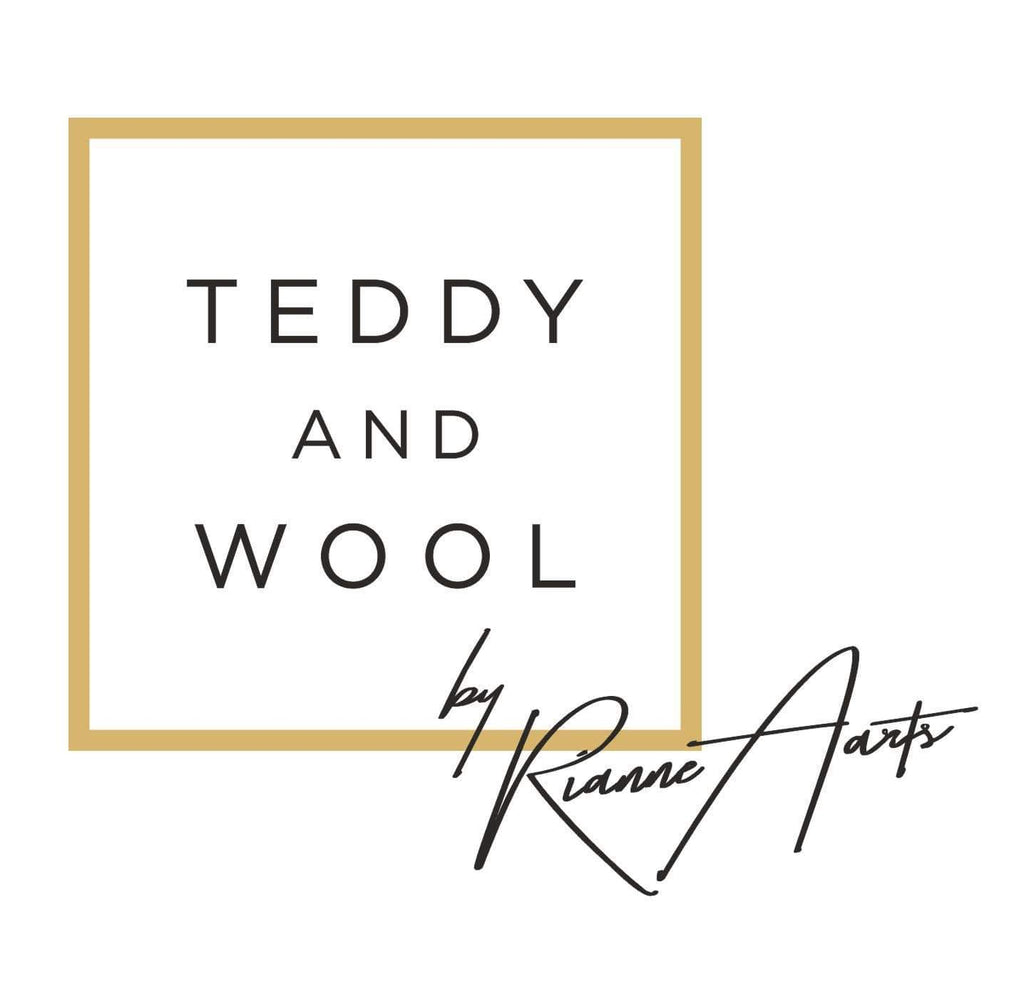 Teddy and Wool Custom wandkleed voor Marlies