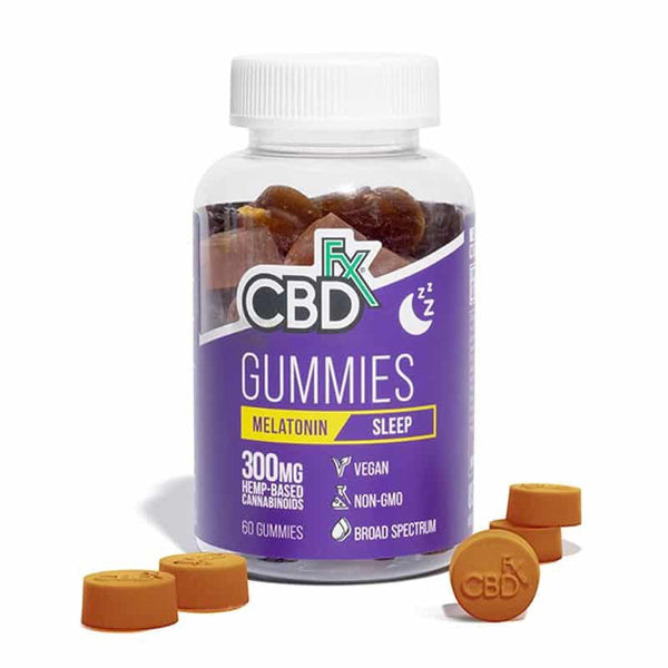 CBDfx - Melatonin Gummies