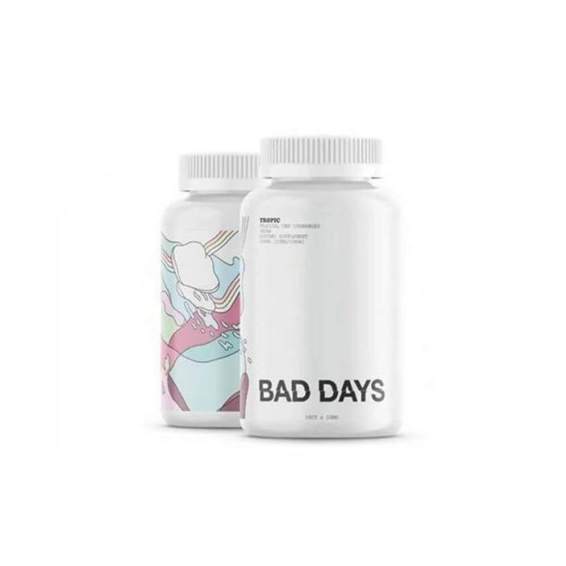 Bad Days Vegan Tropical CBD Gummies