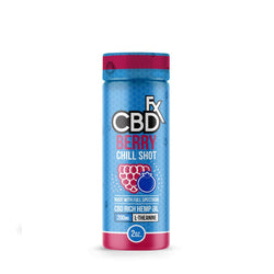 CBDfx - Berry CBD Chill Shot