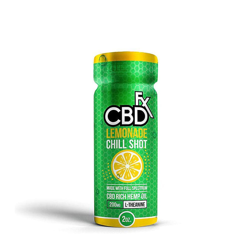 CBDfx - Lemonade CBD Chill Shot