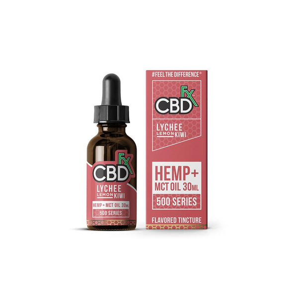 CBDfx - Oil Tincture Fruity Series