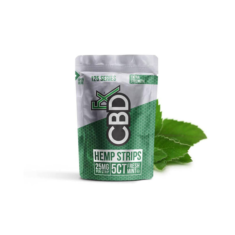CBDfx - Sublingual Strips