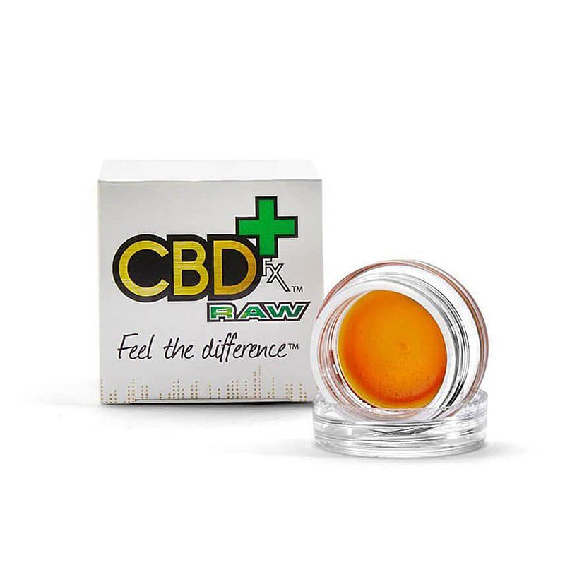 CBDfx - Wax – Concentrated Dabs