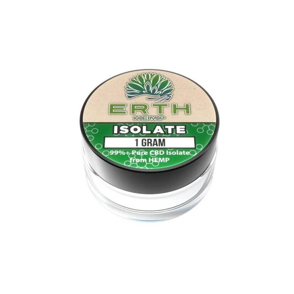 ERTH Hemp - CBD Isolate