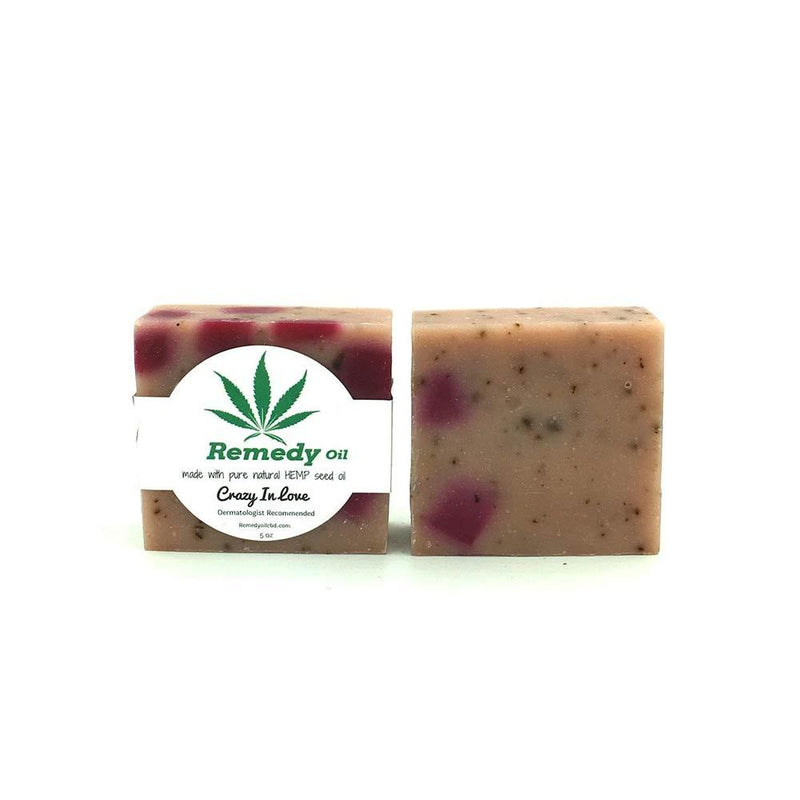 Remedy Oil - CBD Soap Bar