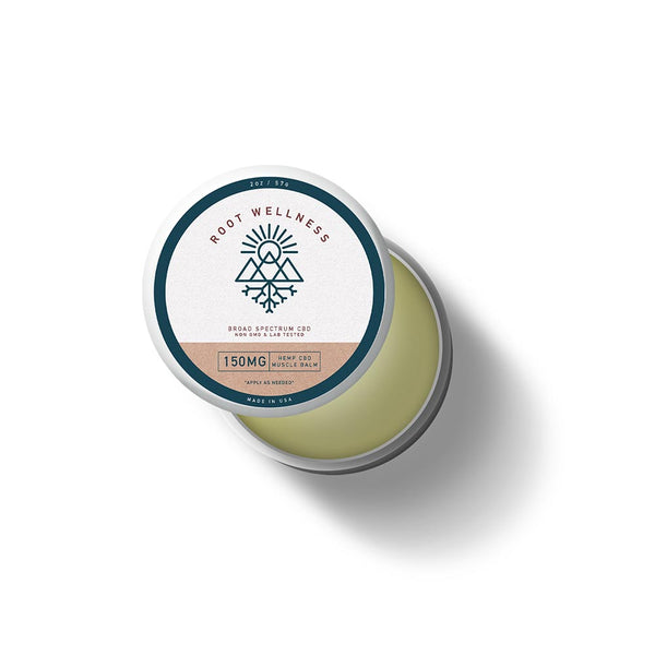 Root Wellness - Menthol Muscle Balm