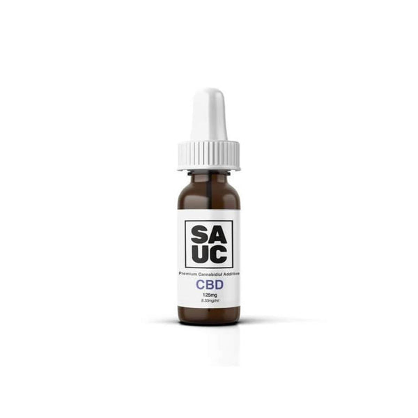 Sauc - CBD Vapor CBD E-Liquid Vape Additive