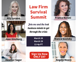 Law Firm Survival Summit (Replay!!)