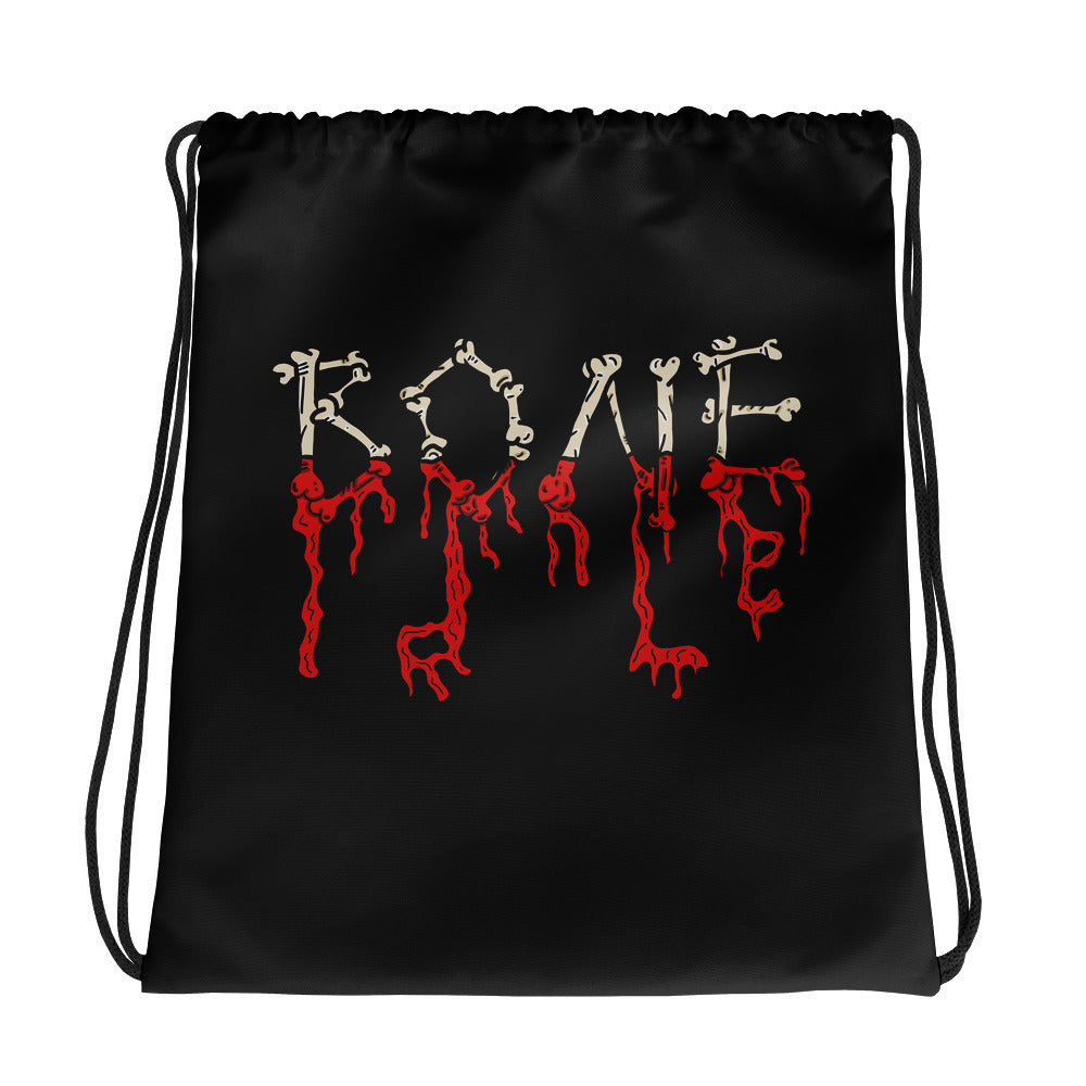 BARE BONES - DRAWSTRING BAG
