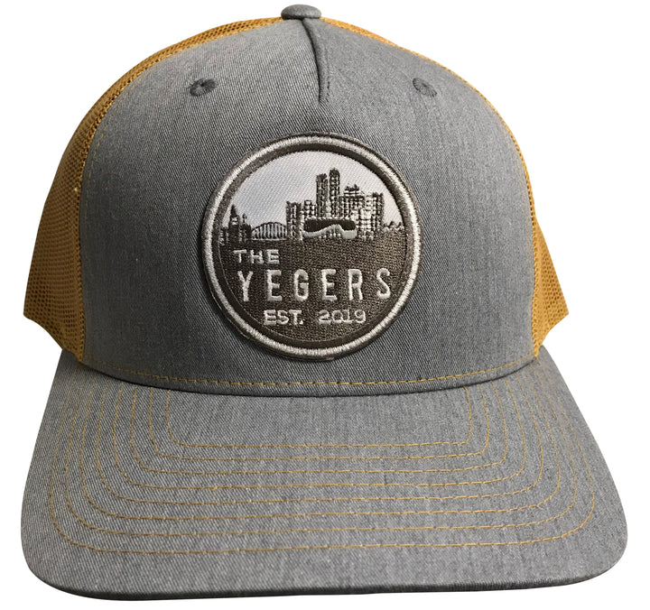 CLASSIC TRUCKER SNAPBACK - The YEGERS