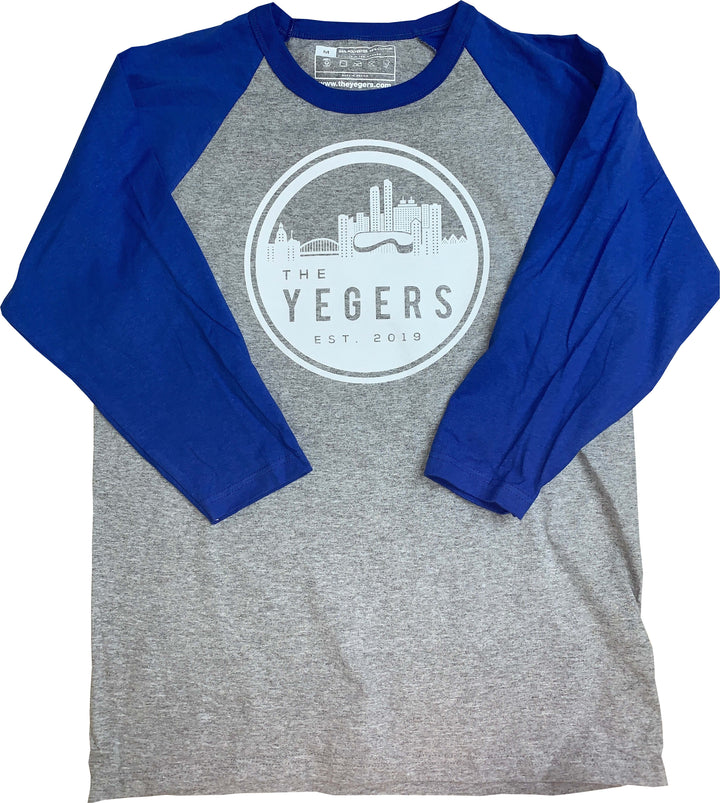 CLASSIC BASEBALL TEE - The YEGERS