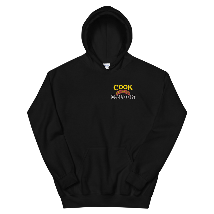 CLASSIC AND COOK COUNTY HOODIE - The YEGERS