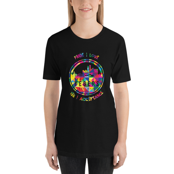 PRIDE WOMEN'S TEE - The YEGERS