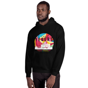 COLOURFUL HOODIE - The YEGERS