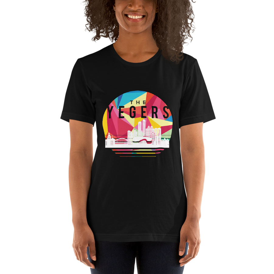 COLOURFUL TEE - The YEGERS