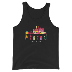 COLOURFUL TANK - The YEGERS