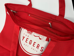 TOTE BAG - The YEGERS