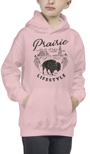 PRAIRIE LIFESTYLE FOR KIDS - The YEGERS