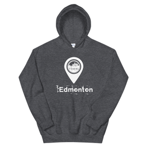 LOCATION PIN HOODIE - The YEGERS